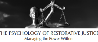 Restorative Justice in the British Parliament