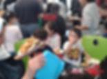"""Kulinarisches Kinderfest an der """"Schule an der Jungfernheide"""" """"Wir für Menschen""""!"""