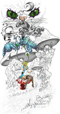 Alice In Wonderland1.3