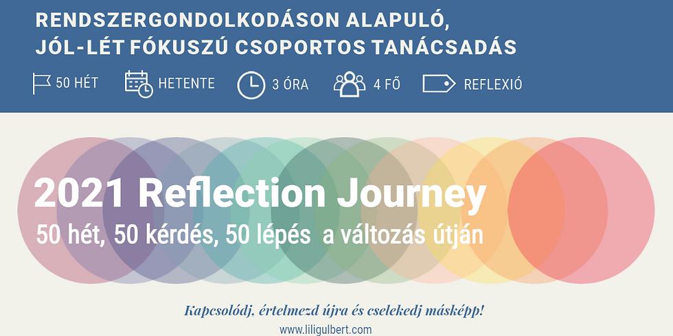 2021 Reflection Journey   Egyéves jól-lét fókuszú csoportos tanácsadás