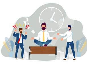 Hogyan kezeljük a munkahelyi konfliktusainkat akkor, amikor a kiégés tüneteit tapasztaljuk.