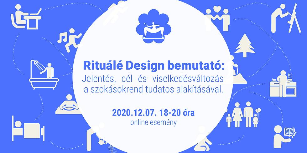 Rituálé Design bemutató (HUN)