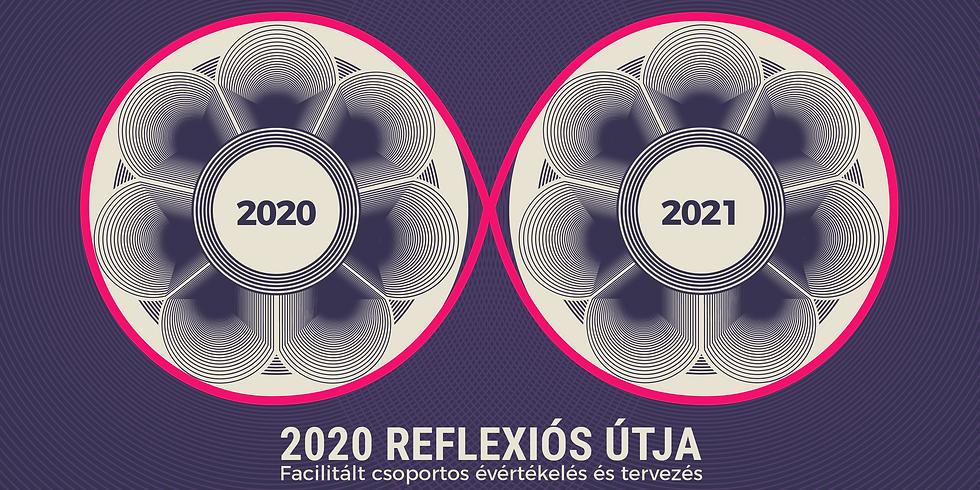 2020 reflexiós útja | Facilitált évértékelés és tervezés