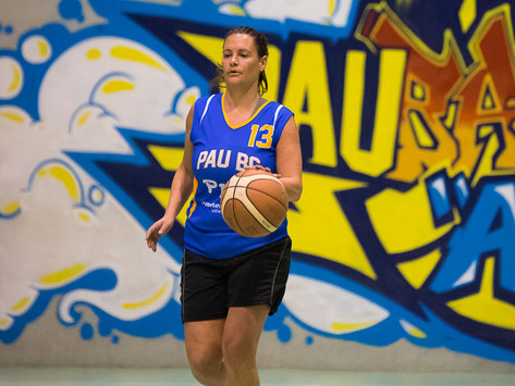 Basket loisir : Pau BC vs Luy de Béarn