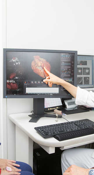 高度な診断技術