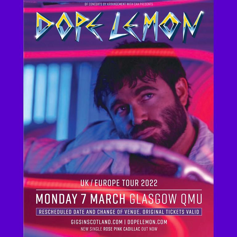 Dope Lemon   07.03.22