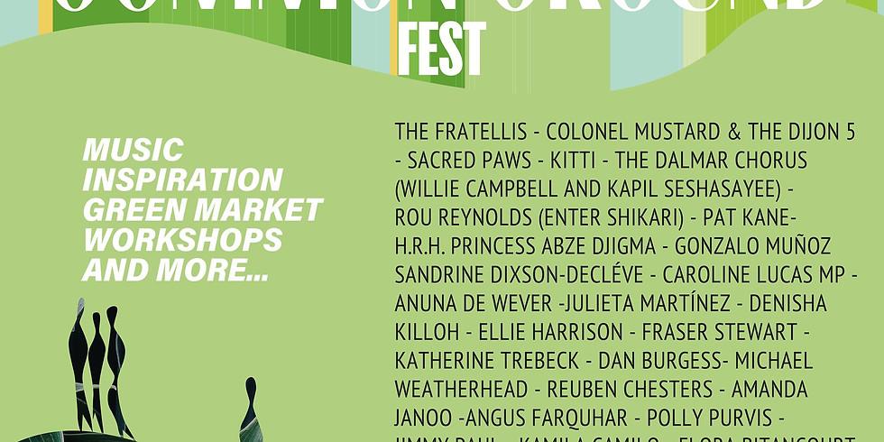 Common Ground Fest