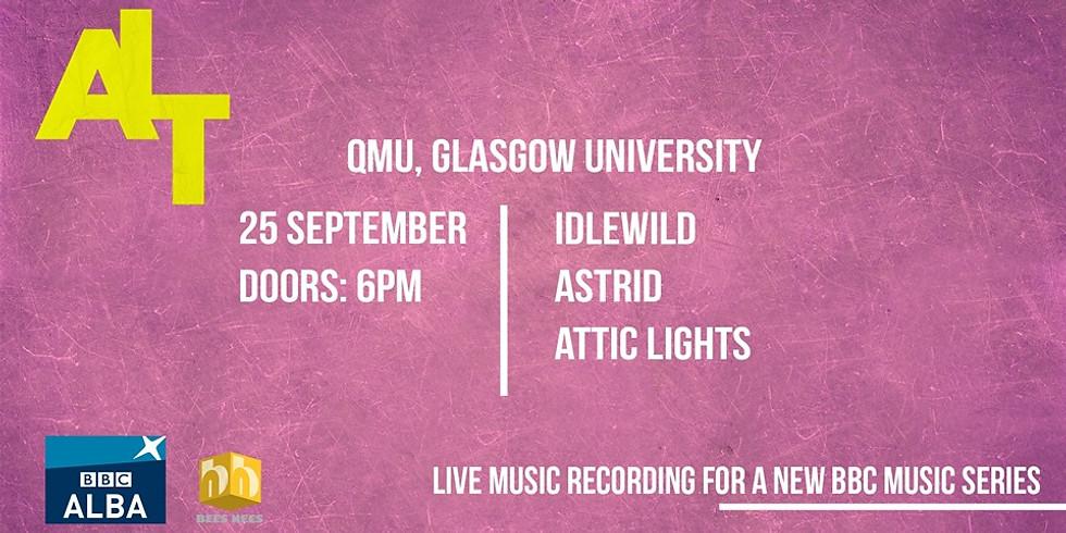 ALT Recordings: Idlewild, Astrid & Attic Lights