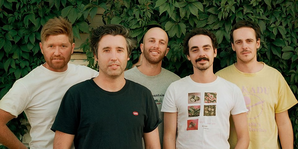 Rolling Blackouts Coastal Fever *Rescheduled