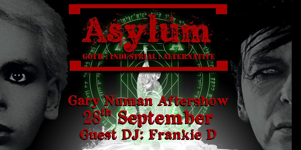 September Asylum Numan Aftershow