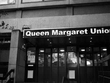 New Chief Executive at the Queen Margaret Union