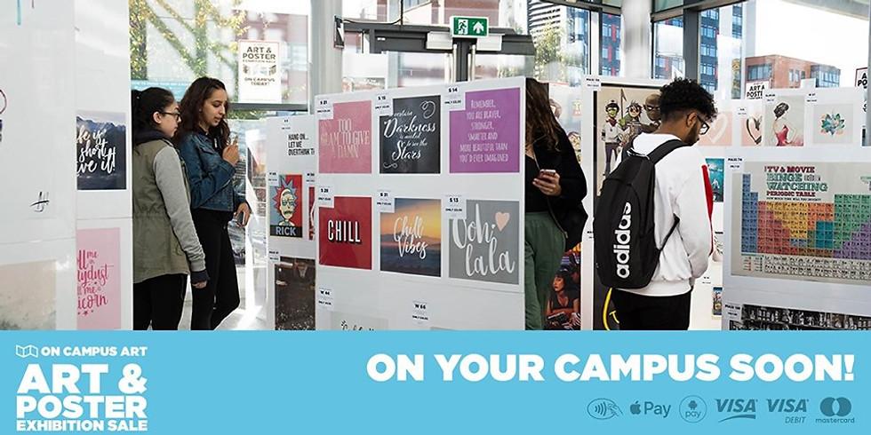 Glasgow QMU Poster & Art Exhibition SALE!