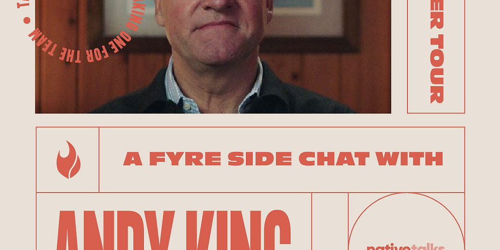 A Fyre-side chat with Andy King