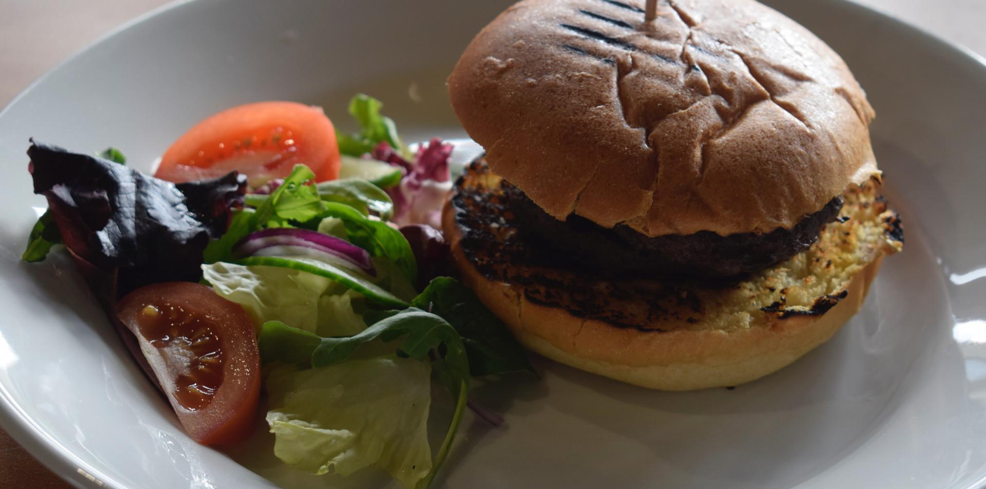 Big Maggie Burger - £4.00