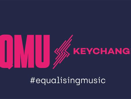 QMU Become First Keychange Associate Venue in Scotland