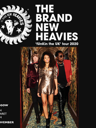 The Brand New Heavies   TBC