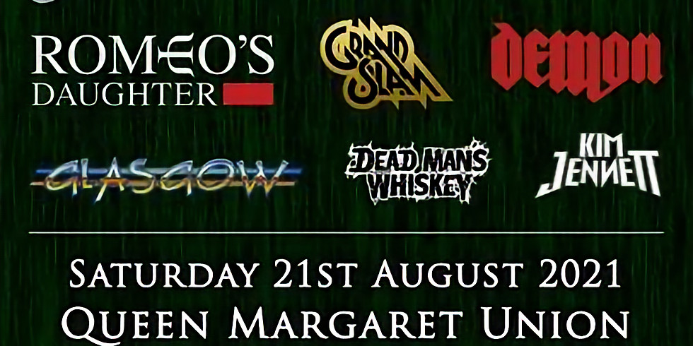 CANCELLED - Rockdown Festival