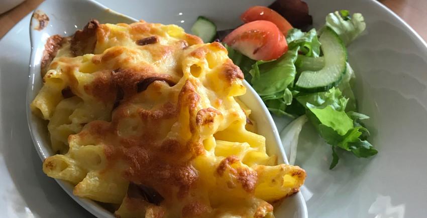 Maggie's Mac & Cheese - £3.50