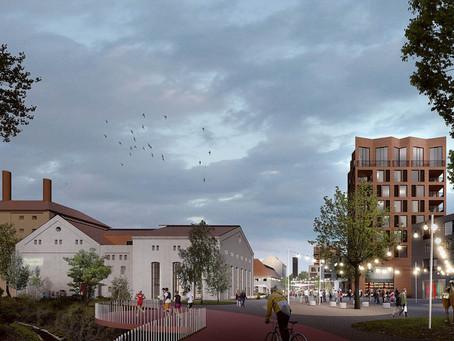 Někdejší největší pivovar ve střední Evropě získá novou tvář. Penta v Nuslích vybuduje 400 bytů
