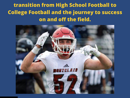 Real Talk with QBV #10: Current DIII All Conference Linebacker and NFL prospect Seamus Nelson