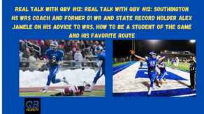 Real Talk With QBV #12: Former D1 WR and State Record Holder Alex Jamele