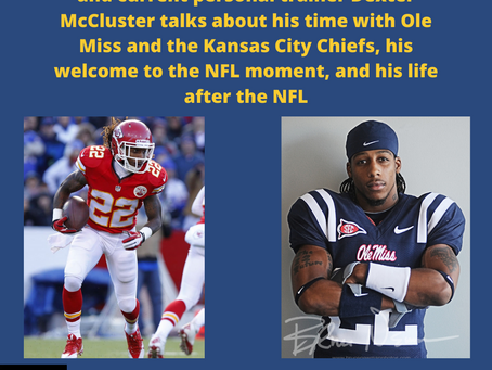 Real Talk with QBV #11: Former NFL RB/WR and Current Personal Trainer Dexter McCluster
