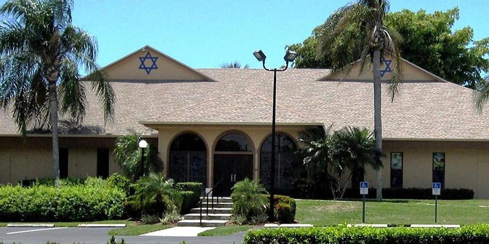 Southwest Florida Jewish Pioneers Short Films Premiere