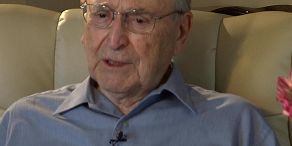 "SWFL Jewish Pioneers Film Premiere ""Irv Berzon, Engineering the Future"""