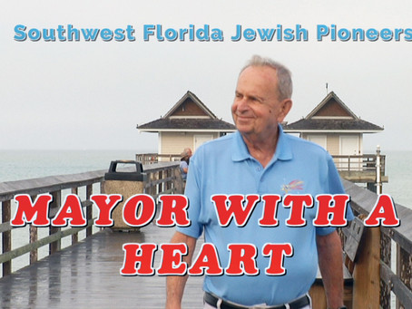 10th Anniversary of The Jewish Historical Society of SWFL will be celebrated on January 7, 2021
