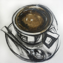 damn good cup of coffee