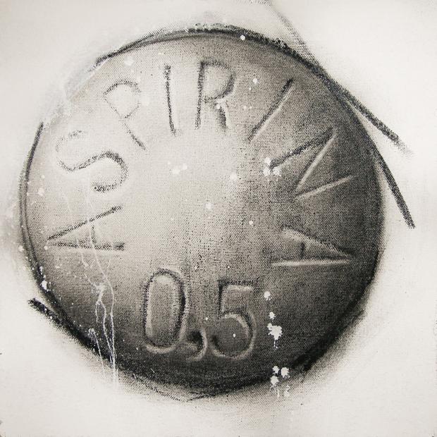 aspirina 0,50 mg.