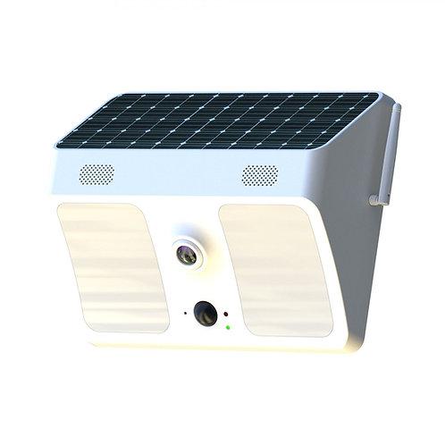 Solar Panel Camera/Intercom