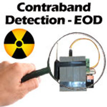 Contraband Detection EOD