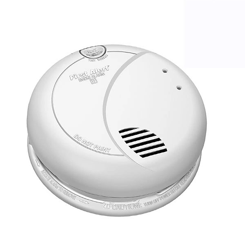 SECUREGUARD 720P HD WIFI Smoke Detector ( LONG 1 YEAR BATTERY LIFE MODEL)