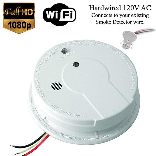 1080P WIFI SMOKE DETECTOR SD 3520