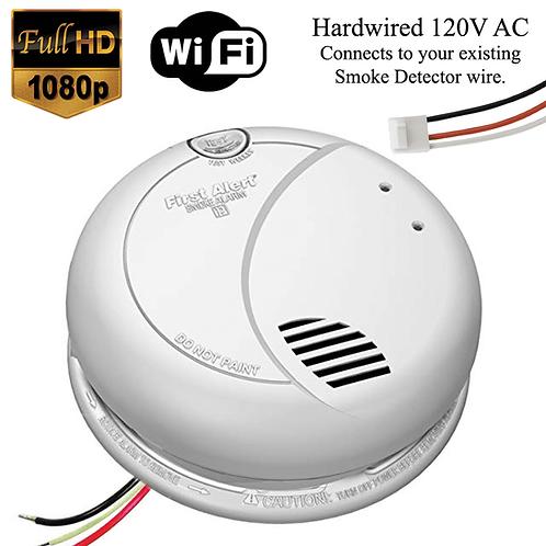 1080P WIFI SMOKE DETECTOR SD 3500