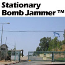 Stationary Bomb Jammers