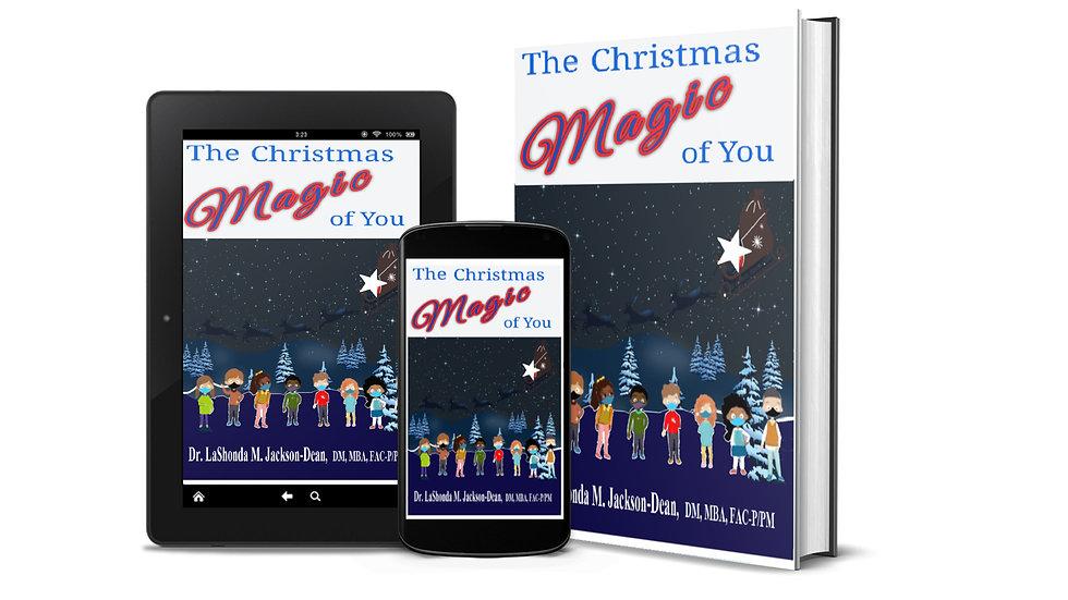 The Christmas Magic Of You