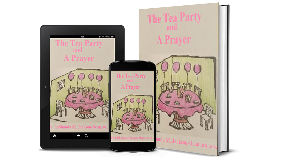 Tea Party and a Prayer