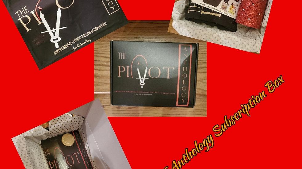 The PIVOT Anthology Subscription Box