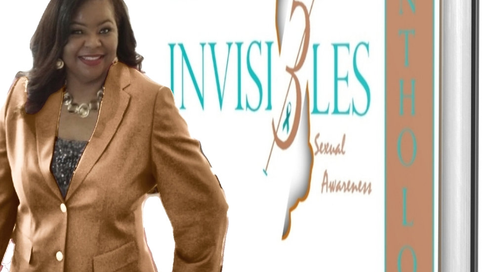 The Invisibles Anthology: Sexual Assault Awareness