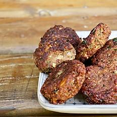 Boulette de quinoa et légumes