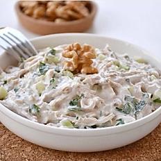 Tavuk au yaourt
