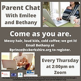 Parent Chat With Emilee and Bethany (1).