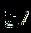 Potlood en notitieblok