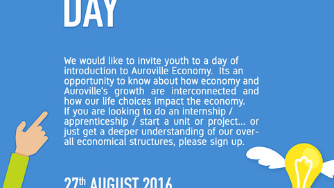Economy Orientation Day