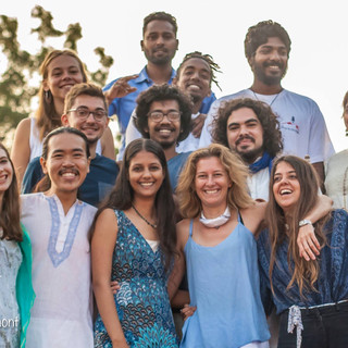 Water Ceremony: Auroville's 50th Anniversary