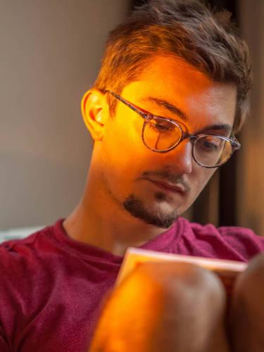 Roman, YouthLink Volunteer