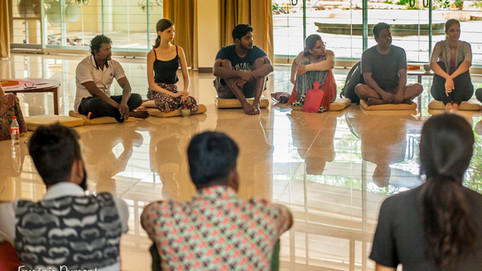 Auroville Youth Ambassador Training