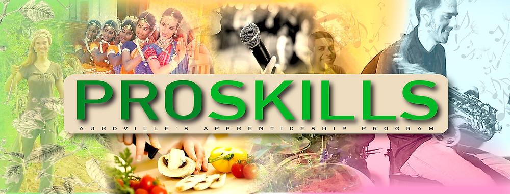 Proskills poster